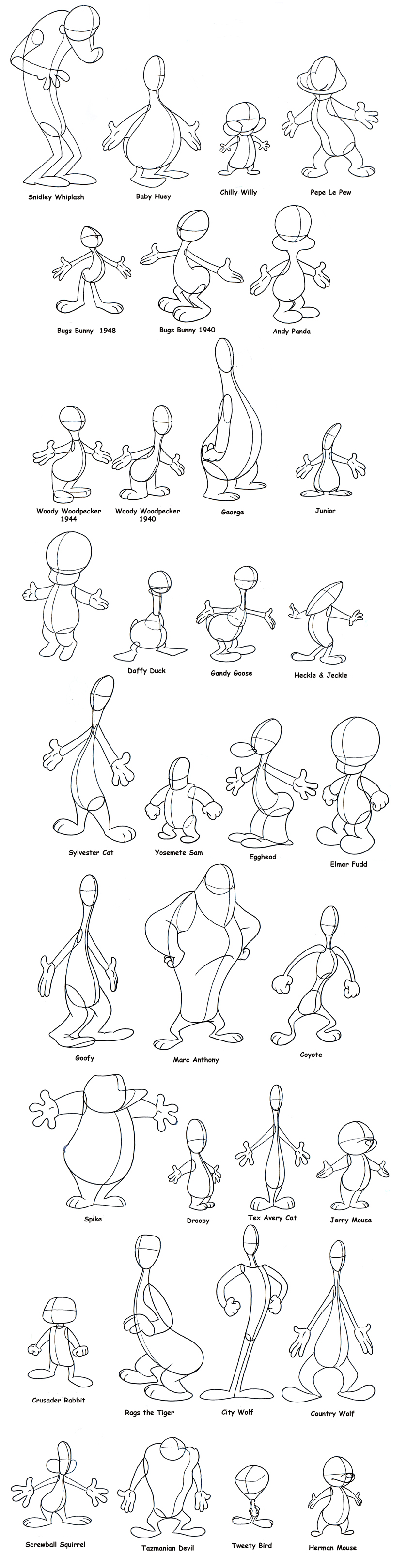 Character Design Body : Lip sync and character animation